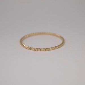 """Sophie"" Twist - Ring - 18 Karat Gold"