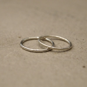 """Curvaceous"" Classic - Ring - Silver"
