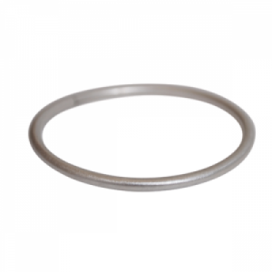 """Curvaceous"" Classic - Bangle - Silver"
