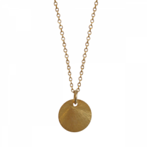 """Spot Classic"" Beam Large - Necklace - Gold"