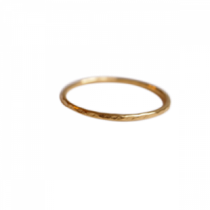 """Rocks"" Classic - Ring - Gold"