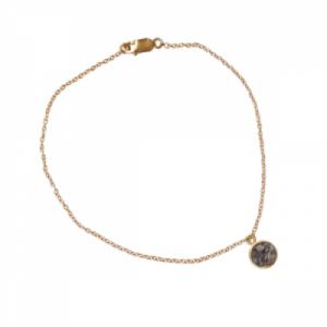"""""""Panthera"""" Bristles - Bracelet - Gold"""