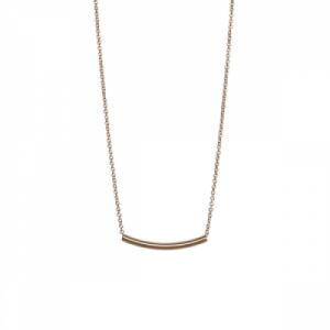 """Curvaceous"" Curva - Necklace - Gold"