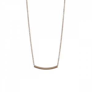 """Curvaceous"" Curva - Necklace - Gold"