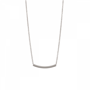 """Curvaceous"" Curva - Necklace - Silver"