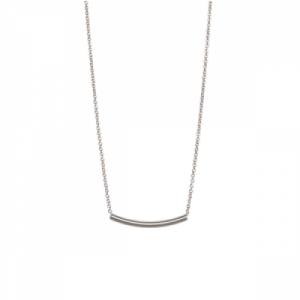 """Curvaceous"" Curva - Necklace - Silver"