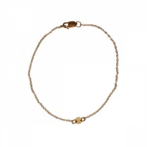 """Paillette"" Single - Bracelet - Gold"