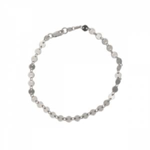 """""""Paillette"""" - Bracelet - Silver"""