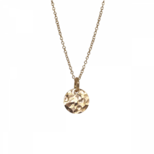 """Rocks"" Classic - Necklace - Gold"