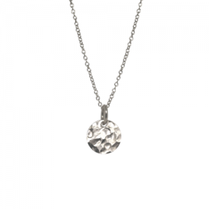 """Rocks"" Classic - Necklace - Silver"