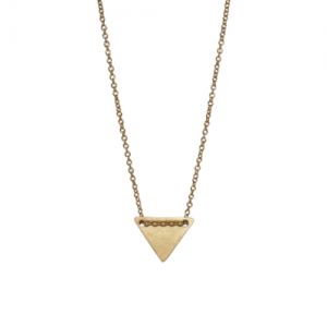 """Trinity"" Classic - Necklace - Gold"