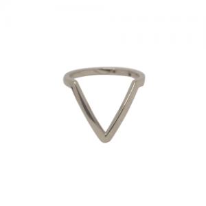 """Trinity"" Classic - Ring - Silver"