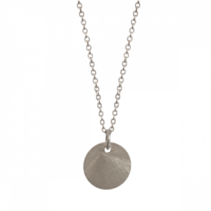 """Spot Classic"" Beam Large - Necklace - Silver"