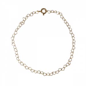 """""""Sophie"""" Love Endless - Bracelet - Gold"""