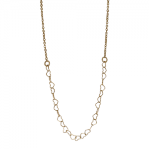 """Sophie"" Love Classic - Collier - Gold"