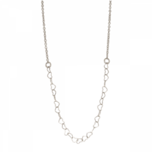 """Sophie"" Love Classic - Collier - Silver"