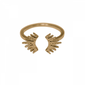 """Cleometra"" Sun - Ring - Gold"