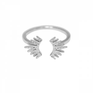 """Cleometra"" Sun - Ring - Silver"