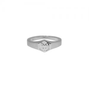 """Cityfox"" Signet - Ring - Silver"