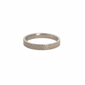 """Trinity"" Pattern - Ring - Silver"