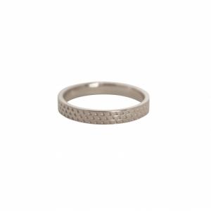 """Trinity"" Pattern - Ring - Silver"