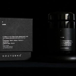 """""""Nocturna"""" V. Salem"""