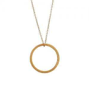 """Spot Classic"" Beam Saturn - Necklace - Gold"