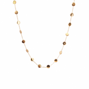 """Paillette"" Dancing - Collier - Gold"
