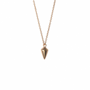 """Cleometra"" Pendulum - Necklace - Gold"