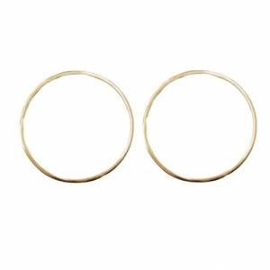 """""""Atmos"""" Polar Makro - Stud Earring - Gold"""