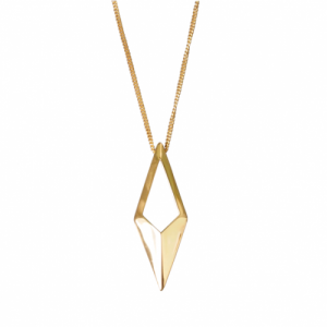 """Oneiro"" Ouija - Necklace - Gold"