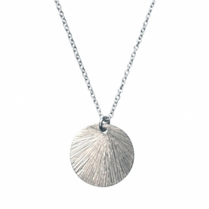 """Spot Classic"" Beam X-Large - Necklace - Silver"