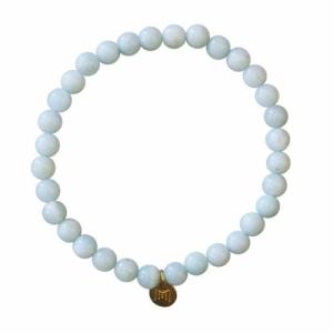 """""""Un-Deux-Trois"""" Amazonite (6) - Bracelet"""