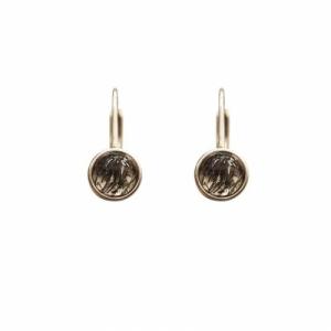 """Panthera"" Bristles - Brisur Earring - Silver"