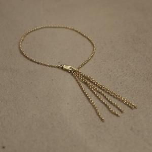 """""""Un-Deux-Trois"""" Watersplash - Bracelet - Gold"""