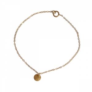 """Spot Classic"" Beam - Bracelet - Gold"