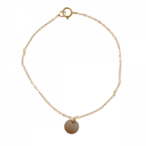 """""""Spot"""" Stone - Bracelet - Gold"""