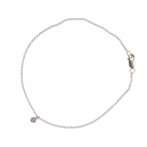"""""""Sophie"""" forget me not knot - Bracelet - Silver"""