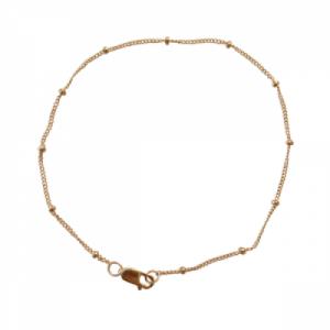 """""""Un-Deux-Trois"""" Classic - Bracelet - Gold"""