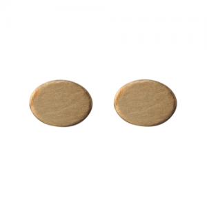 SOPHIE | Ellipse - Stud Earring - Gold