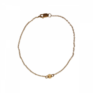 """Paillette"" Single - Bracelet - Gold"