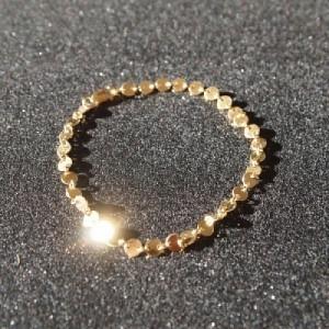 """""""Paillette"""" - Bracelet - Gold"""