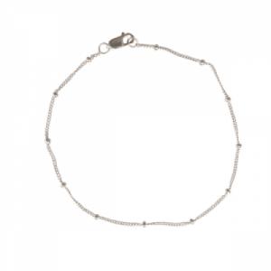"""""""Un-Deux-Trois"""" Classic - Bracelet - Silver"""