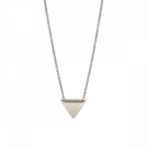 """Trinity"" Classic - Necklace - Silver"