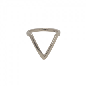 """Trinity"" Classic - Ring - Silver"