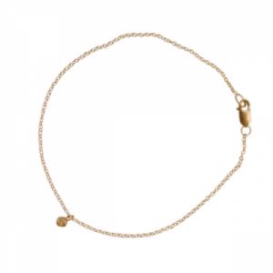"""""""Sophie"""" forget me not knot - Bracelet - Gold"""