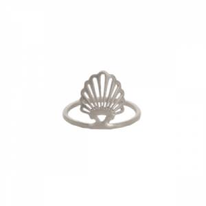 HUMMINGBIRD SHELL | Classic - Ring - Silver