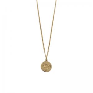 """Spot Classic"" Compass - Pendant - 18 Karat Gold"