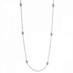 SOPHIE | Ellipse Pea - Collier - Silver