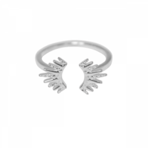 CLEOMETRA   Sun - Ring - Silver